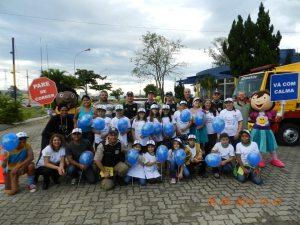 Blitz em Roseira - Estrada para a Cidadania 2012