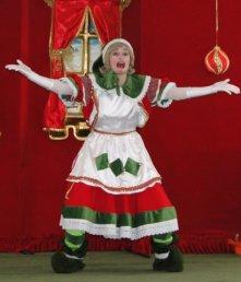 Natal - Duende Bebel - Espetáculo: Eu sou... Tu és... Ele é...