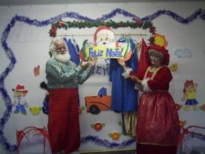 Papai Noel - Natal