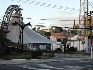 Memorial Zumbi dos Palmares. Volta Redonda - RJ.