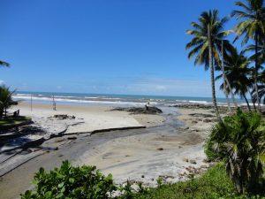 Praia Batuba, Olivença - BA