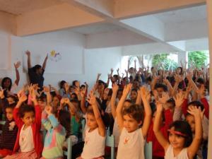 CIAVIP em Ilhéus. Escola Comecinho de Vida.