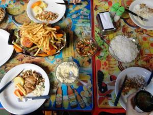 Restaurante Barrakítika - Ilhéus - BA