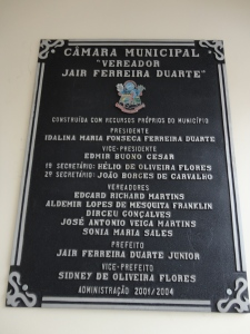 Câmara Municipal de Araçoiaba da Serra