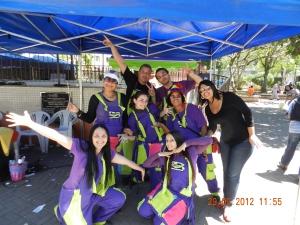 CIAVIP e CCR NovaDutra em Santa Isabel - SP