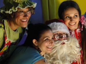 O Natal da Chapeuzinho Vermelho - CIC Jaraguá