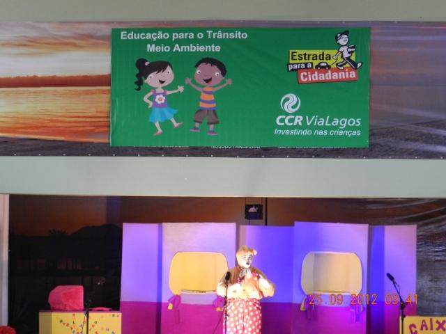 Os Brinquedos da Bebel - CCR ViaLagos