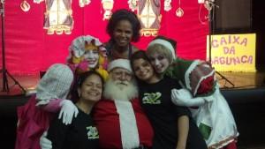 Meu melhor presentede Natal - 2013