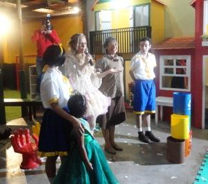CIAVIP apresenta Criança Prudente, Adulto Consciente no aniversário da Janaína Jacobina. 29 de abril de 2014