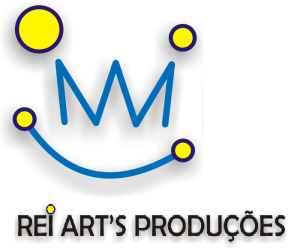 LOGO Rei Art´s Produções menor